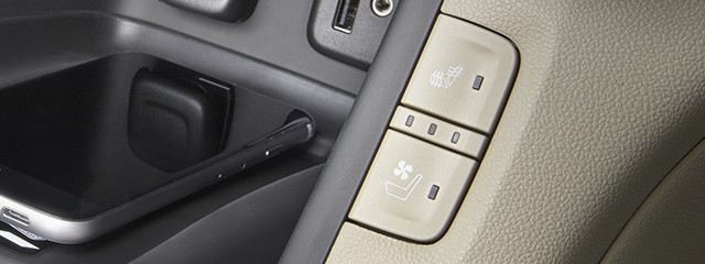 Automatic Heated And Ventilated Seats